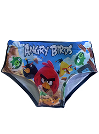 Boys swim suit - Sunga Angry Birds