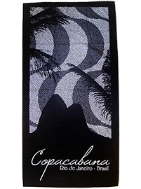 Beach towel - Copacabana