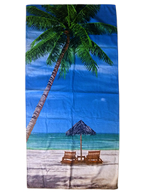 Beach towel - Beach