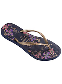 Flip Flops - Slim Season Flower