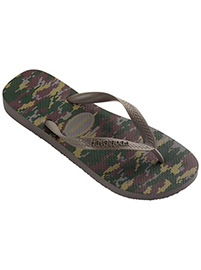 Chanclas - Top Camuflada